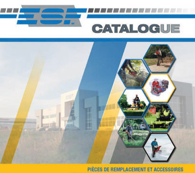 ESF: Catalogue 2020